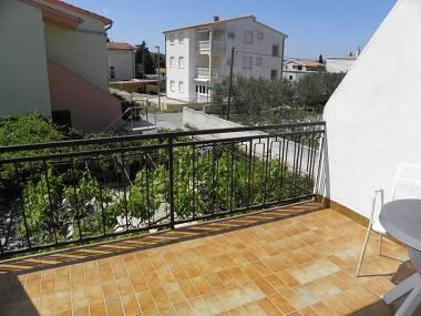 A2(4): terrace - 5595 A2(4) - Pirovac - Pirovac - rentals