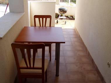 A1(2+2): covered terrace - 5616 A1(2+2) - Milna (Brac) - Milna (Brac) - rentals