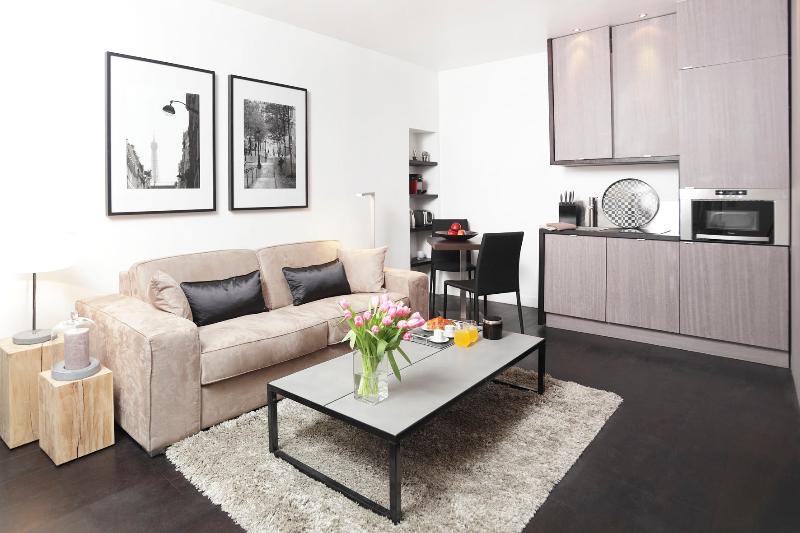 LUXURY ONE BEDROOM APARTMENT AT LE LOUVRE - Image 1 - Paris - rentals