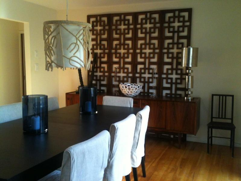 Dining Room - Bright & Sunny 3 Bed, 3 Fl Bath, Pool, Big Deck - East Hampton - rentals