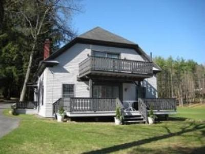 Scenic Lake Front Vacation Home - Image 1 - Diamond Point - rentals