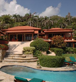 10 Bedroom Oceanfront Luxury Villa - Image 1 - Cabrera - rentals