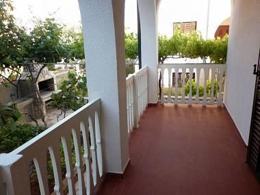 A1(4+1): terrace - 5631  A1(4+1) - Mali Losinj - Mali Losinj - rentals