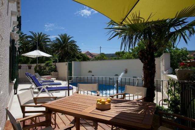 Villa Mirca holiday vacation villa rental croatia, dalmatian coast, brac island, pool, holiay vacation villa to rent croatia, dalmat - Image 1 - Island Brac - rentals