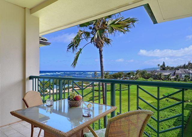 OCEAN VIEW Penthouse H403 is a GREAT prime view VALUE - Image 1 - Kapaa - rentals
