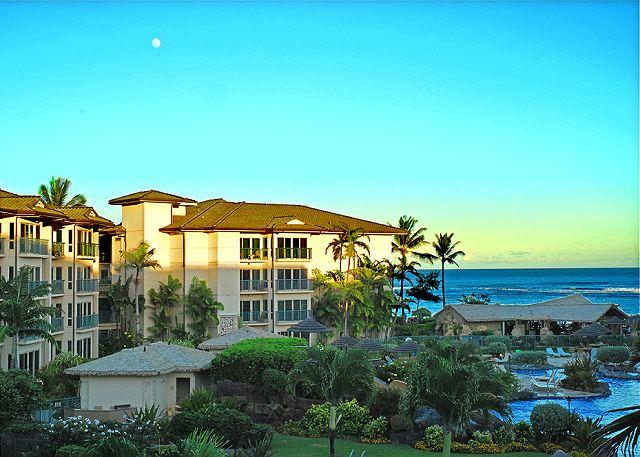 ONE Bed OCEAN & POOL view INTERIOR SA $249 CALL NOW - Image 1 - Kapaa - rentals
