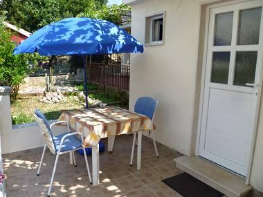 A2(2+1): terrace - 5644  A2(2+1) - Supetar - Supetar - rentals