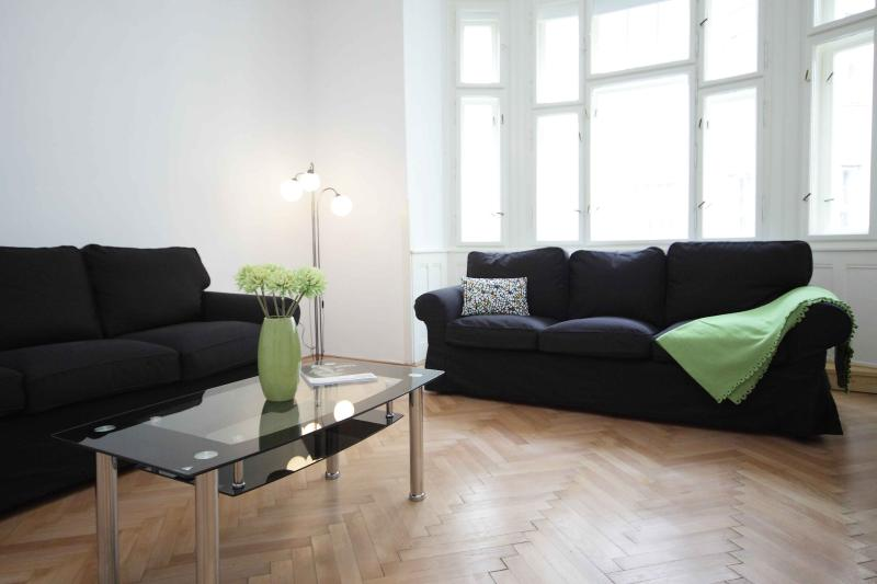 ApartmentsApart Prague Central Exclusive Exclusive 2B - Image 1 - Prague - rentals