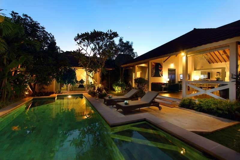 Gorgeous Tropical Villa 500 m from Beach - Image 1 - Seminyak - rentals
