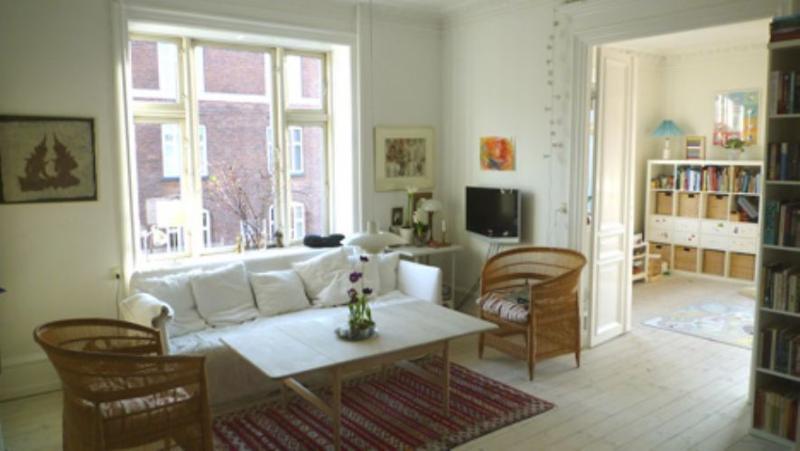 Carit Etlars Vej Apartment - High-ceilinged Copenhagen apartment at Frederiksberg - Copenhagen - rentals