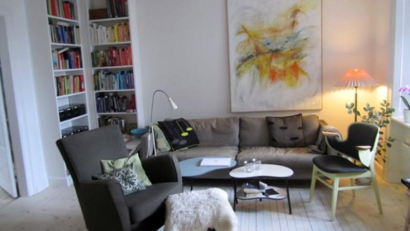 Kjeld Langes Gade Apartment - Beautiful Copenhagen apartment in a bohemian area - Copenhagen - rentals