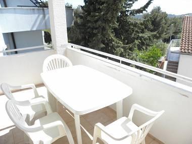 A3(4+2): terrace - 5584 A3(4+2) - Pirovac - Pirovac - rentals