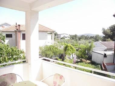 A5(2+2): view - 5584 A5(2+2) - Pirovac - Pirovac - rentals
