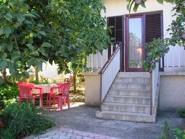 SA1(2): garden terrace - 5643 SA1(2) - Biograd - Biograd - rentals