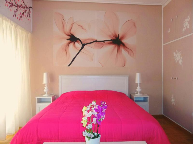 bedroom - Kypseli Blooming nest - Athens - rentals