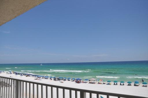 Beautiful ocean view form balcony - Directly on the Beach, Spectacular Views - Fort Walton Beach - rentals