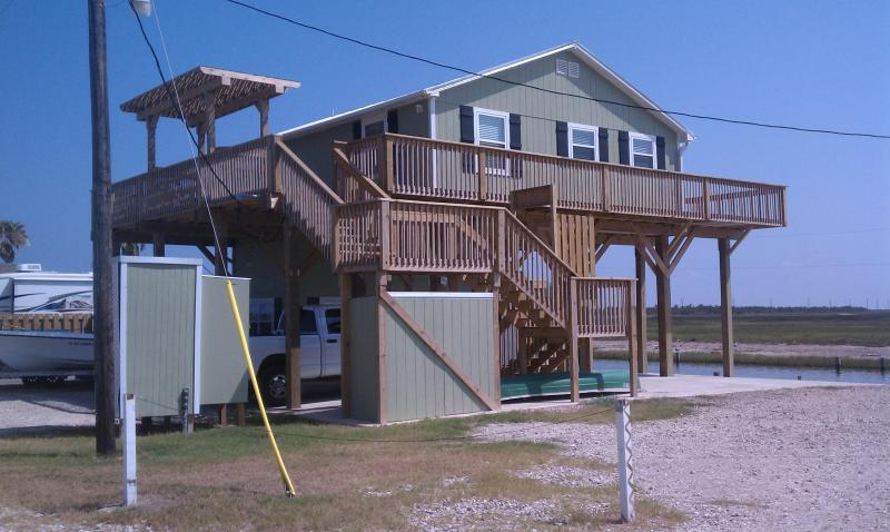 3br/3ba Point Lot Bay House - Margarita Sunset - Image 1 - Galveston - rentals