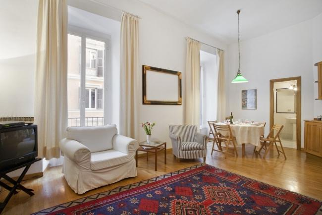 A bright and charming apartment in the Trastevere - Image 1 - Rome - rentals