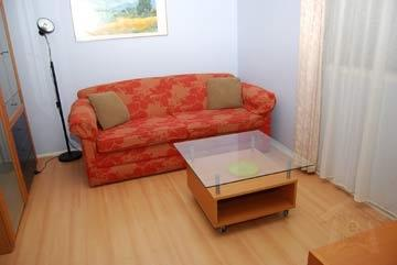 Sitting Area - One Bedroom Garden Flat - Annandale - rentals