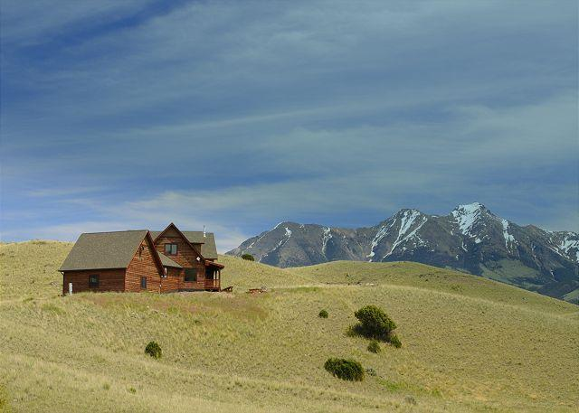 Nice views of the Absaroka-Beartooth Mountains - Arcturus Lodge - Emigrant - rentals