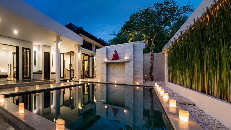 Private Pool - RATED ONE OF SEMINYAK'S BEST 2 BEDROOM VILLAS! - Seminyak - rentals