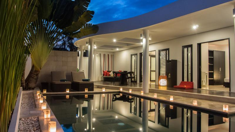 RATED ONE OF SEMINYAK'S BEST 2 BEDROOM VILLAS! - Image 1 - Seminyak - rentals