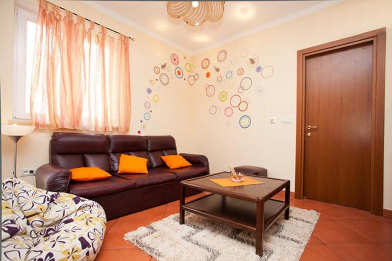 living room full of light - Ideal family holiday ~ sun, sea and a big smile - Rovinj - rentals