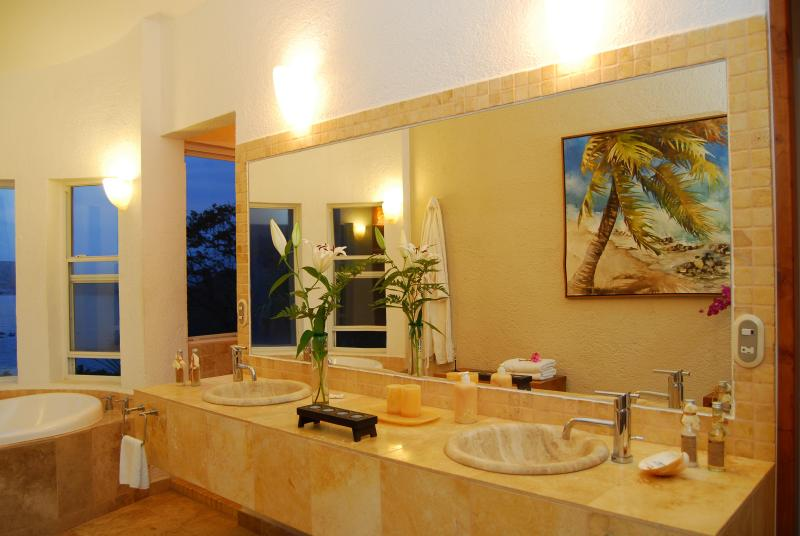Private 3-5 BED Villa with Pool and Ocean Views - Image 1 - Ixtapa - rentals
