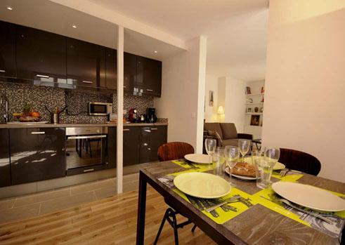 Vacation Rental at Saintonge in Marais - Image 1 - Paris - rentals