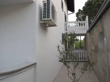 A5(2+2): terrace - 5653 A5(2+2) - Pirovac - Pirovac - rentals