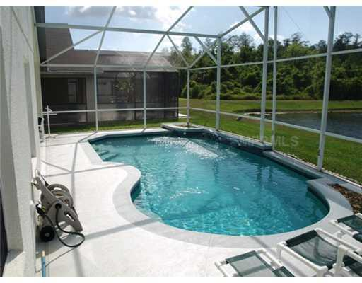 La Verna Villa, in Kissimmee, includes Fireplace, Pool, Gym - Image 1 - Kissimmee - rentals