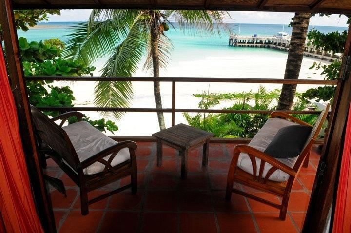 view from the bacony !t floor room - The Colonial Legend, Koh Phangan, Thailand - Koh Phangan - rentals