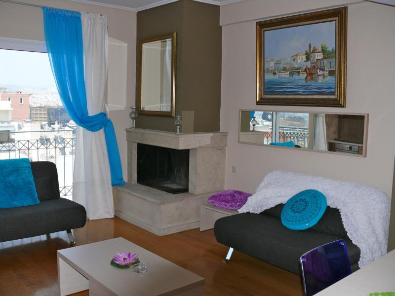 A Luxury Apartment - Maisonette with Sea View - Image 1 - Athens - rentals