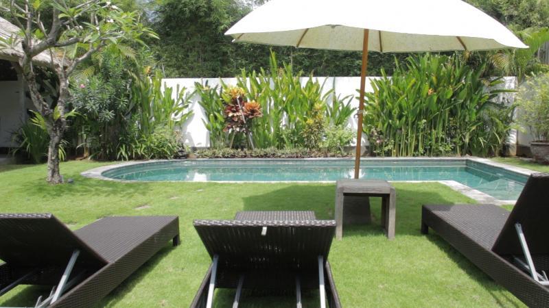 The Swimming Pool - Villa Suara Ombak - Seminyak - rentals