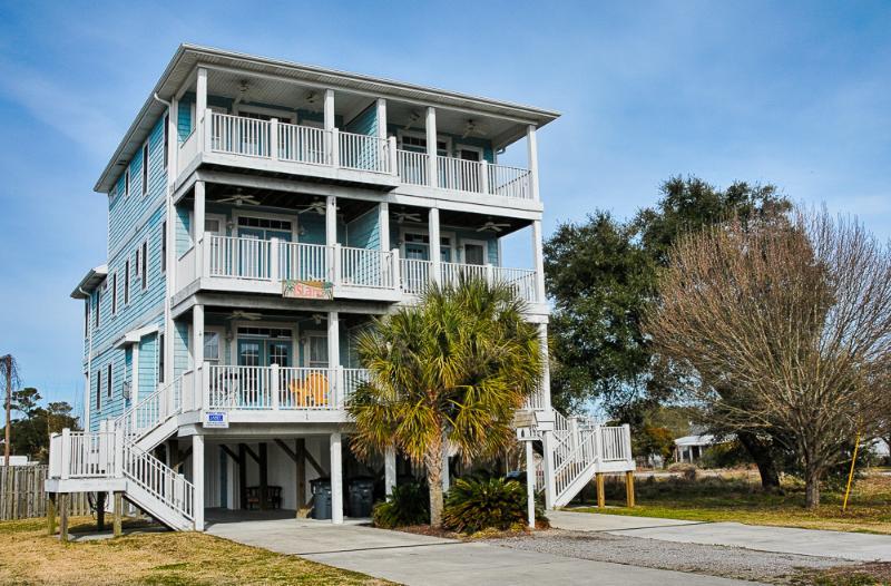 On Island Time - Alabama 404 - Image 1 - Carolina Beach - rentals