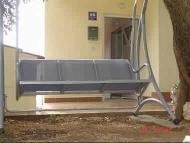A3(2+2): terrace - 5676 A3(2+2) - Krvavica - Krvavica - rentals
