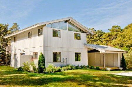 CHIC MID-CENTURY MODERN BEACH HOUSE - KAT JFER-15 - Image 1 - Edgartown - rentals