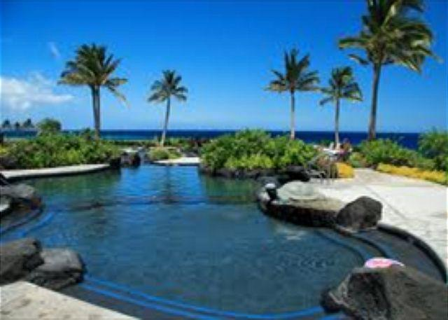 Hal'i Kai pool - Professionally decorated 3BR Townhome! - Waikoloa - rentals