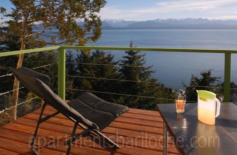 Amazing Lake view with 2 bedrooms & Balcony (AT5)! - Image 1 - San Carlos de Bariloche - rentals