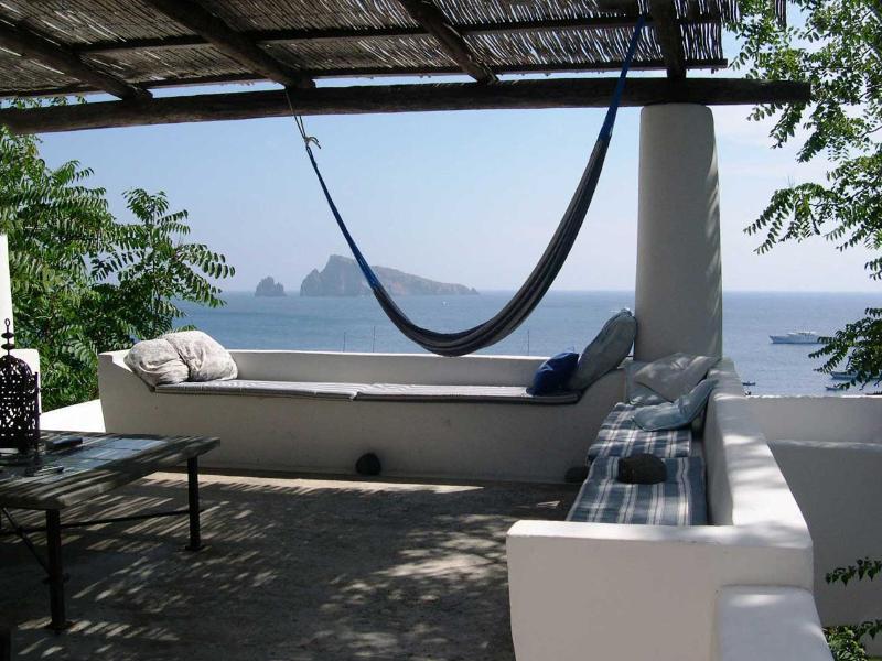 Villa Panarea, splendid sea views - Image 1 - Panarea - rentals