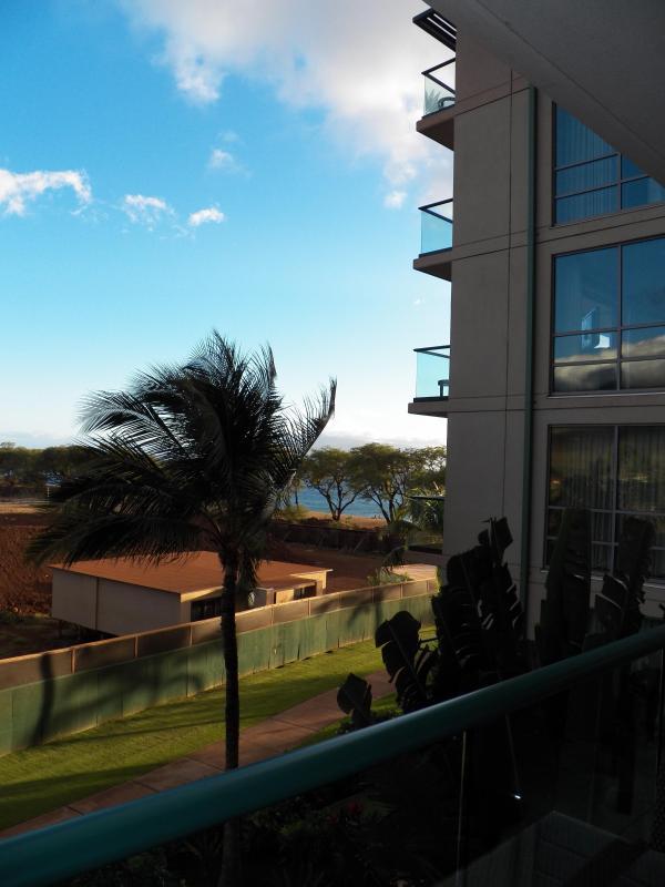 View from the lanai of suite 308 Hokulani Tower - Honua Kai 1-BD Ocean View, 308 Hokulani - Ka'anapali - rentals