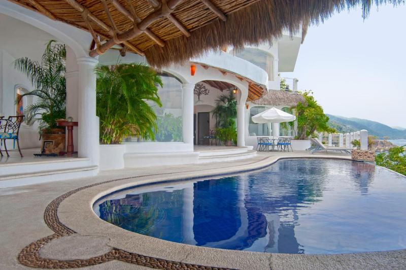 Villa Azul Profundo-11 Bedrooms - Image 1 - Puerto Vallarta - rentals