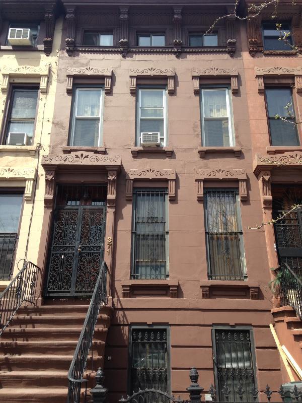 Original Victoria Brownstone - Mag. 3BR Brownstone Garden Apt in trendy Brooklyn - Brooklyn - rentals