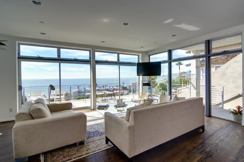3 BR/5 Malibu Contemporary- Sweeping Ocean Views - Image 1 - Malibu - rentals