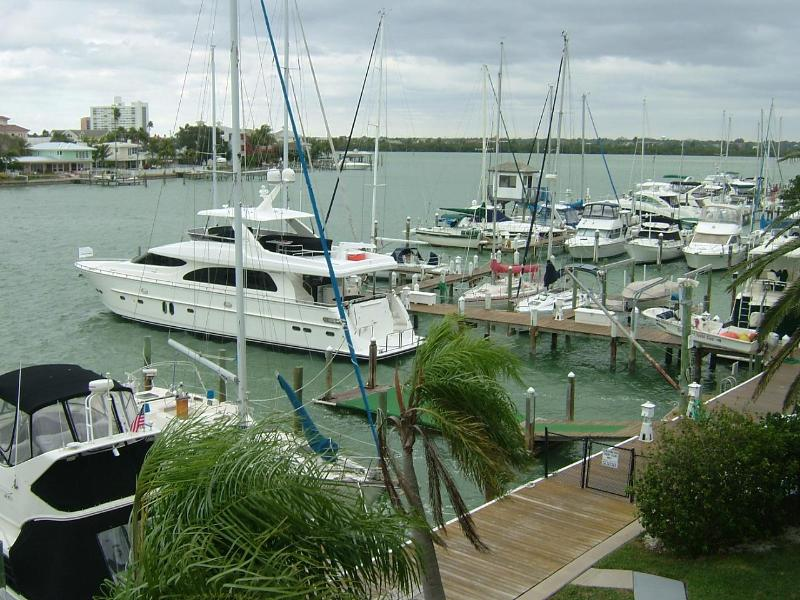 Docks - #19 - Clearwater Beach Waterfront Condo - Clearwater - rentals