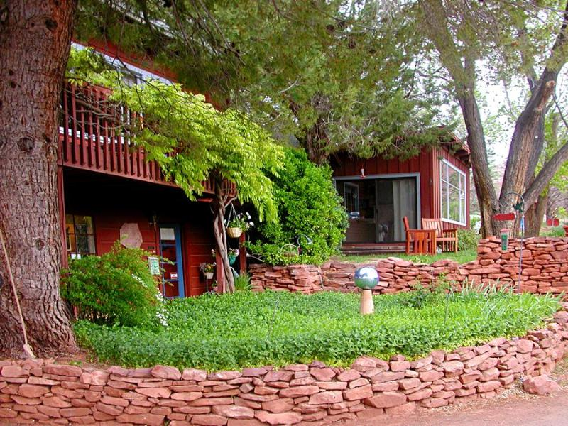 Amigos Suite 2nd Floor - Amigos Suite-Cathedral Rock Lodge & Retreat Center - Sedona - rentals