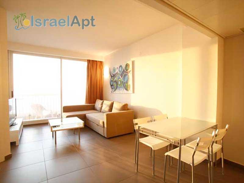 Sea Executive Hotel- Private 2bd Apartment - Image 1 - Tel Aviv - rentals