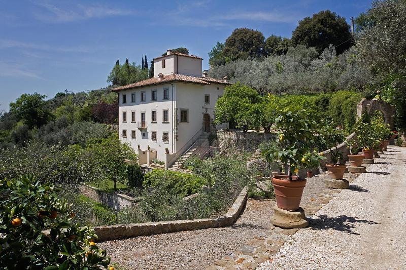 Villa Tantafera - Historical Villa overlooking Florence, Italy - Florence - rentals