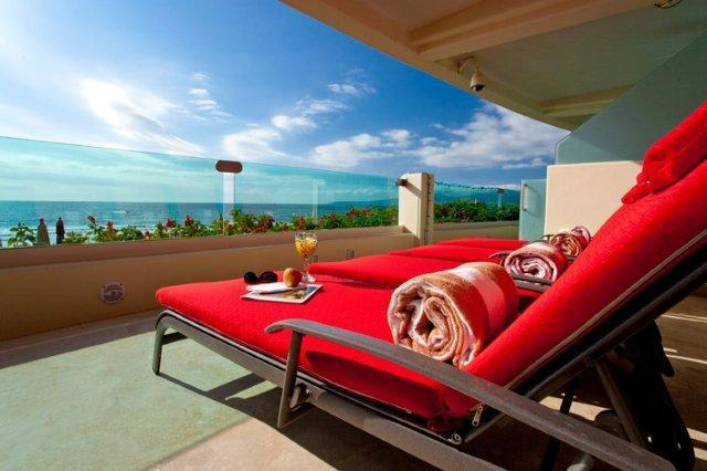 6 Star Luxury, Ocean Terrace, 3 Bdrm, 3500 Sq Ft - Image 1 - Nuevo Vallarta - rentals