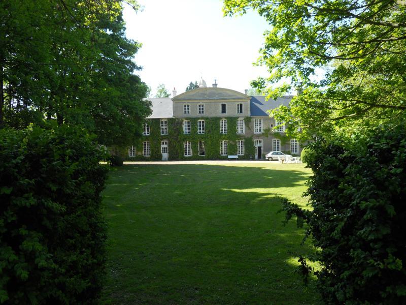 manor general view - Manoir saint Hubert-chambres d'hôtes 4 personnes - Bayeux - rentals